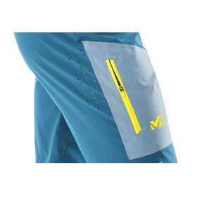 Millet LTK Speed Long Shorts Men poseidon/teal blue